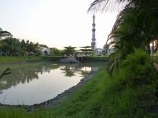 At the Gautia Mosque -3
