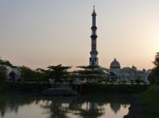 At the Gautia Mosque - 7