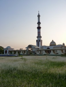At the Gautia Mosque - 9