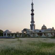 At the Gautia Mosque - 9