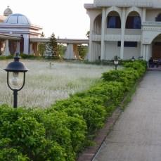 At the Gautia Mosque - 10