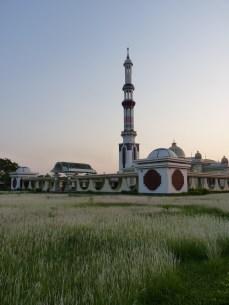 At the Gautia Mosque - 12